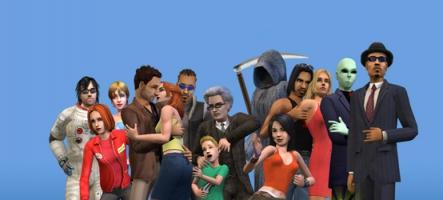 EA arrête le suivi des Sims 2