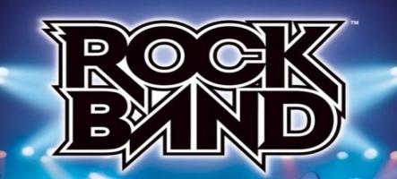 Un sondage chez Harmonix ramène Rock Band en jeu