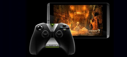 Nvidia lance sa Shield Tablet : ...