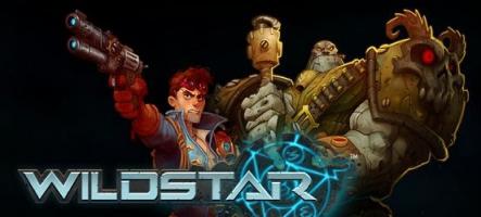 Sabotage pour Wildstar: une nouvelle mise à jour