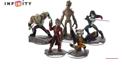 Disney Infinity 2.0 : Les Gardiens débarquent