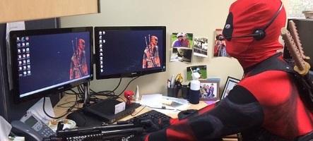 Deadpool se fait arrêter par la police australienne