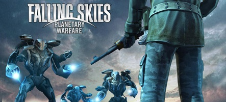 Falling Skies, le jeu tiré de la série