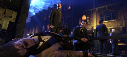 20 minutes de gameplay de Sherlock Holmes : Crimes & Punishments