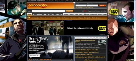 Le site Gamespot renvoie plus de la moitié de ses rédacteurs
