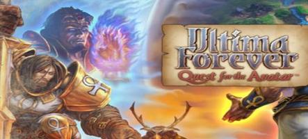 EA arrête Ultima Forever