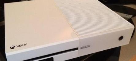 Une Xbox One Blanche pour octobre