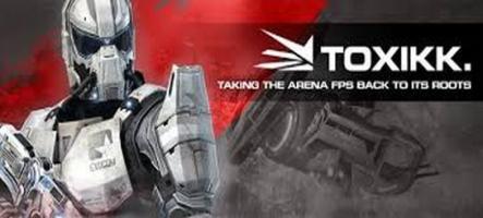 Toxikk: un FPS d'arène à l'ancienne