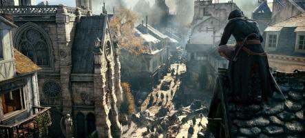 Assassin's Creed Unitiy : La map de Paris dévoilée