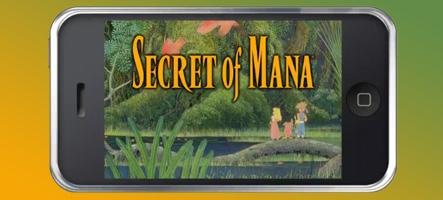 Secret of Mana en promo sur iOS et annoncé sur Android