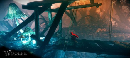 Woolfe-The Red Hoods Diaries en Kickstarter