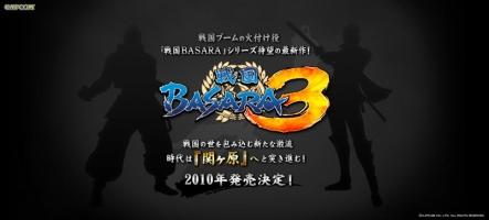 Sengoku Basara 3 : La révélation du teaser de Capcom
