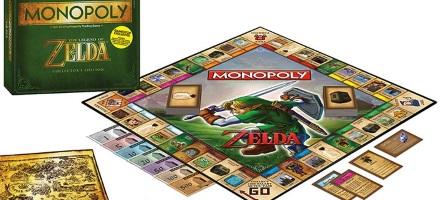 Des Monopoly Zelda et Assassin's Creed en approche !