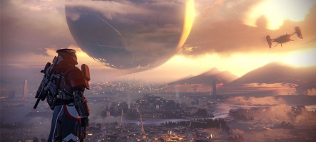 Beta de Destiny : tous vos personnages seront effacés