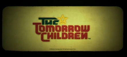(Gamescom) Qu'est-ce que The Tomorrow Children?