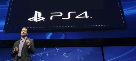 Résumé de la conférence PlayStation 4