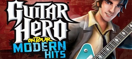 [Test] Guitar Hero On Tour : Modern Hits (DS)