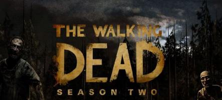 Preview de la fin de saison 2 de The Walking Dead