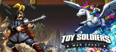 (Gamescom) Toy Soldiers : War Chest, la guerre en miniature