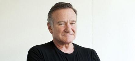Robin Williams devient un personnage de jeux vidéo chez Blizzard, pas chez Nintendo
