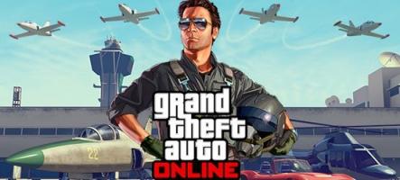 GTA Online : Bienvenue à Top Gun