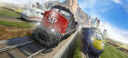 Train Simulator 2015 se présente en vidéo