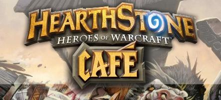 HearthStone café, des tournois organisés par Media Markt Belgique et Meltdown Liège