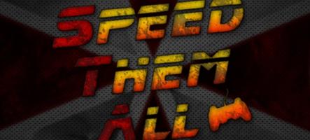 Speed Them All organise un marathon Francophone de speedrun de la licence Resident Evil