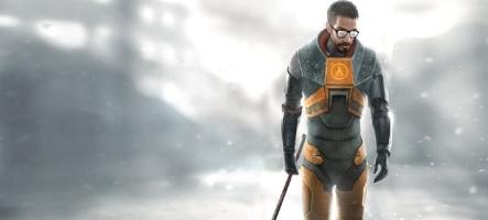 Half-Life 2 à travers l'Oculus Rift en vidéo