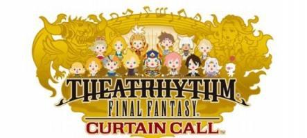 Theatrhythm Final Fantasy Curtain Call dévoile une nouvelle vidéo