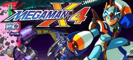 Mega Man X4 et X5 arrivent sur PS3 et PS Vita
