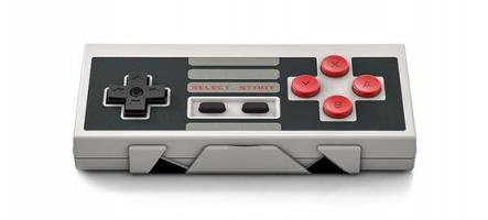 Une manette NES pour vos smartphones, tablettes et PC