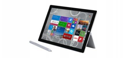 Soirée de lancement de la Surface Pro 3
