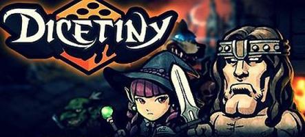 Dicetiny, un jeu coréen, arrive à la fin de l'année