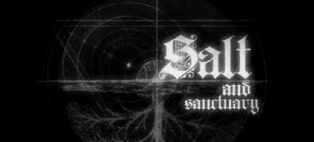 Salt and Sanctuary, un jeu assaisonné sur PS4 et PS Vita
