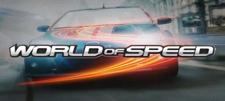 World of Speed et sa nouvelle vidéo