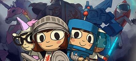 Costume Quest 2 sort partout, en octobre