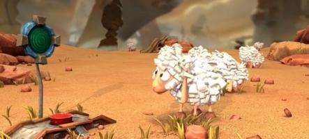 Flockers : un Lemmings avec des moutons