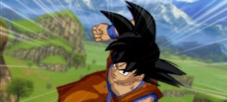 Namco s'offre 5 ans de Dragon Ball Z