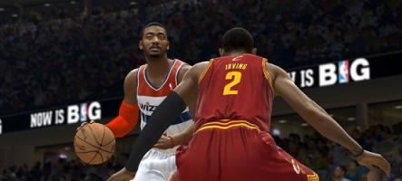NBA Live 15 : la première bande-annonce