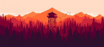 Firewatch : une affaire de survie