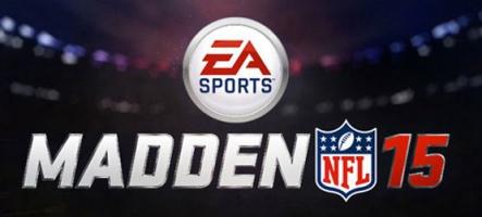 Madden NFL 15 : Quand EA Sports utilise un gros bug pour promouvoir son jeu
