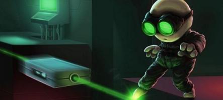 Stealth Inc. 2 pour fin octobre sur Wii U
