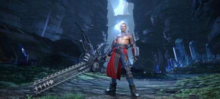 Le MMORPG SKyforge présente le Paladin