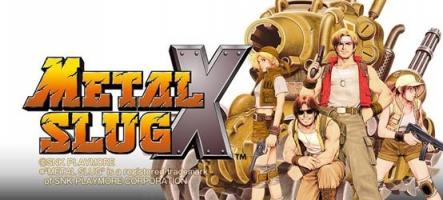 Metal Slug X sort sur PC dans un mois