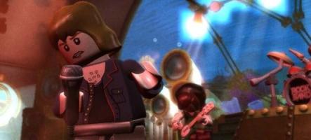 Les Jackson 5 dans Lego Rock Band
