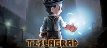 Teslagrad, un jeu d'aventure pour Nintendo Wii U