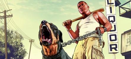 GTA V sur PC, PS4 et Xbox One : la nouvelle bande-annonce !