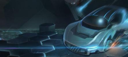 Distance : un jeu de courses futuriste