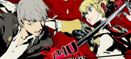 Persona 4 Arena Ultimax : une avalanche de vidéos !